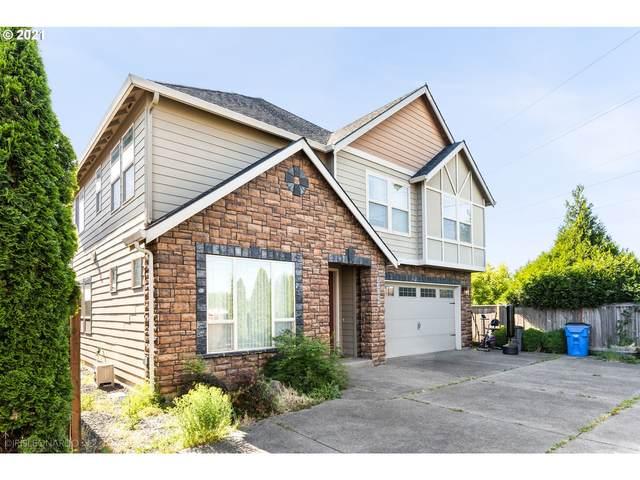 13220 NE 61ST Cir, Vancouver, WA 98682 (MLS #21259573) :: The Haas Real Estate Team