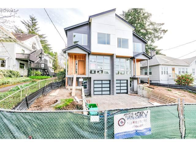 3854 SE Clinton St, Portland, OR 97202 (MLS #21259586) :: Stellar Realty Northwest