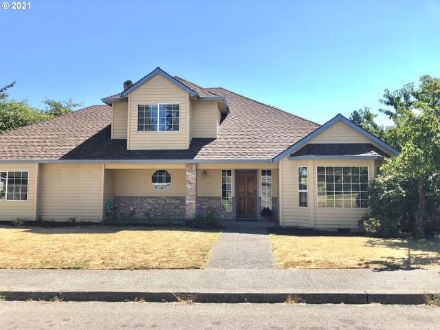 7969 SE Brentwood Ct, Milwaukie, OR 97267 (MLS #21259933) :: Cano Real Estate