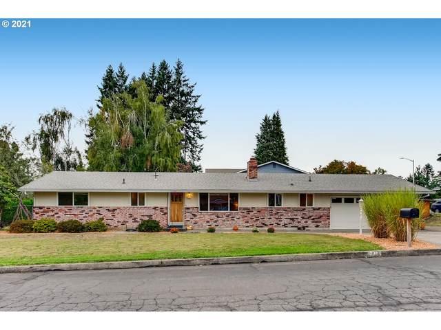 7481 SE Rosanne St, Milwaukie, OR 97267 (MLS #21260124) :: Holdhusen Real Estate Group