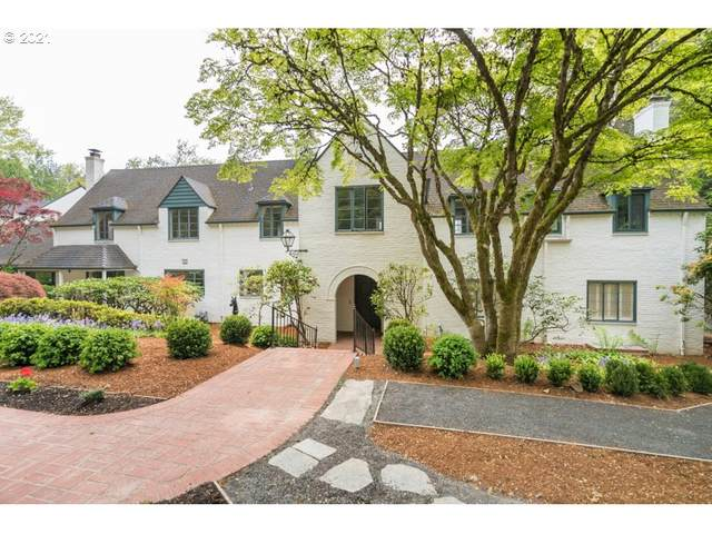 5740 SW Hewett Blvd, Portland, OR 97221 (MLS #21260128) :: Next Home Realty Connection