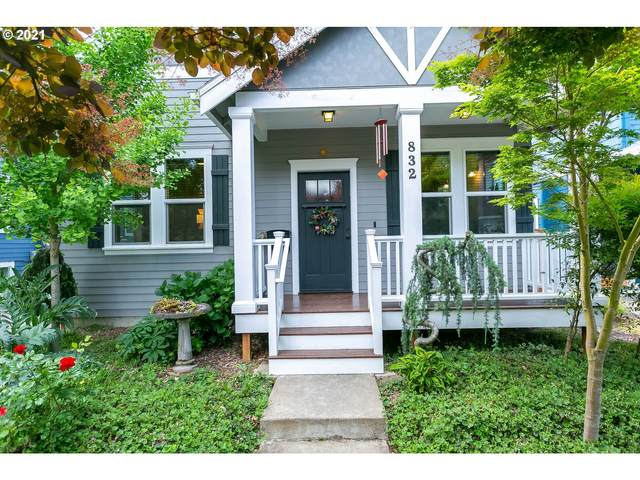 832 N Winchell St, Portland, OR 97217 (MLS #21260142) :: Fox Real Estate Group