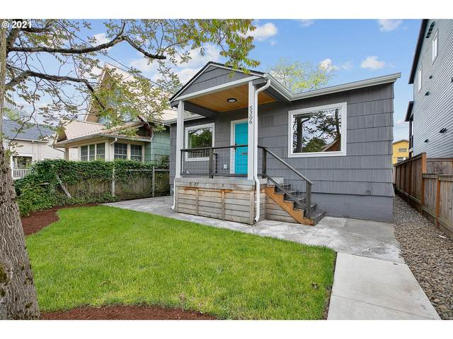 5306 NE 15TH Ave, Portland, OR 97211 (MLS #21260297) :: Townsend Jarvis Group Real Estate