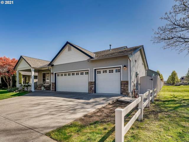 1001 NW 25TH Ave, Battle Ground, WA 98604 (MLS #21260752) :: RE/MAX Integrity