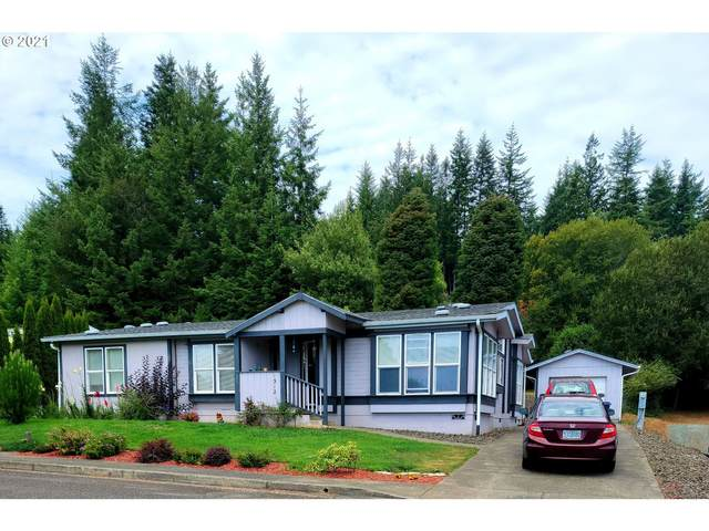 1312 W 14TH Pl, Coquille, OR 97423 (MLS #21260939) :: Song Real Estate