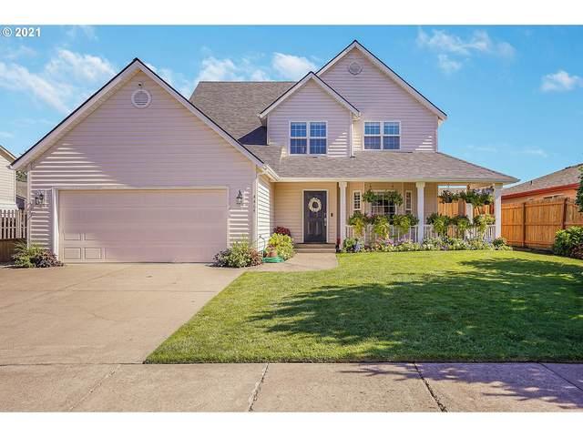 4464 Oregon Trail Ct NE, Salem, OR 97305 (MLS #21260951) :: Holdhusen Real Estate Group