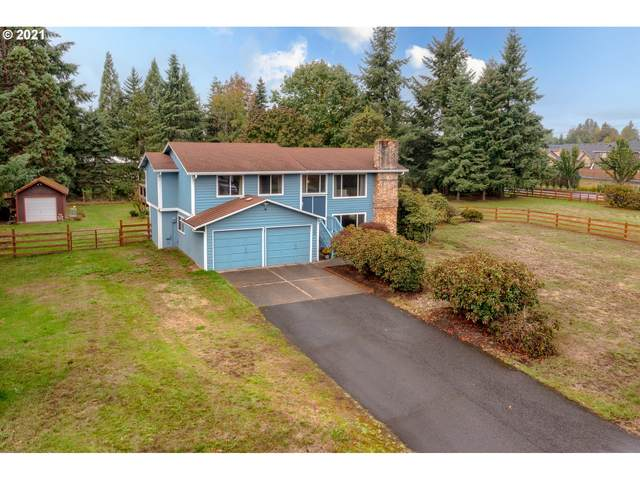 11304 NE 130TH Ave, Vancouver, WA 98682 (MLS #21261009) :: Real Estate by Wesley