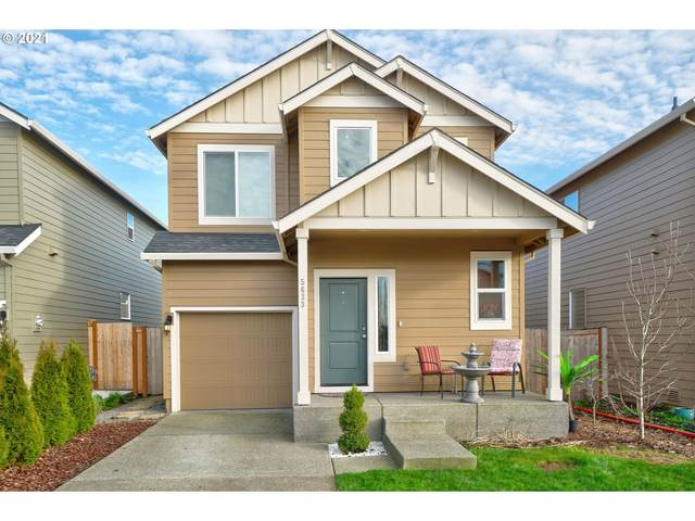 5633 NE 129TH Pl, Vancouver, WA 98682 (MLS #21261098) :: Song Real Estate