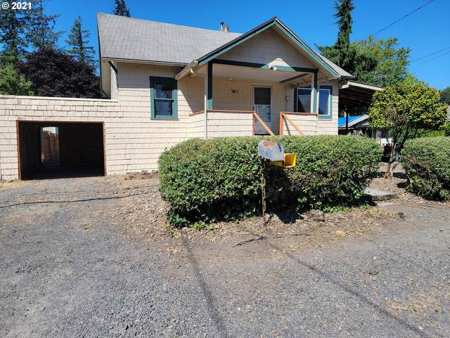 385 N 11TH St, St. Helens, OR 97051 (MLS #21261408) :: Cano Real Estate
