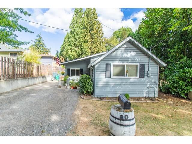 80 NW Birdsdale Ave, Gresham, OR 97030 (MLS #21261444) :: Lux Properties