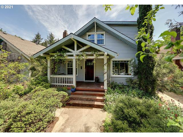 2712 SE 43RD Ave, Portland, OR 97206 (MLS #21261563) :: Change Realty