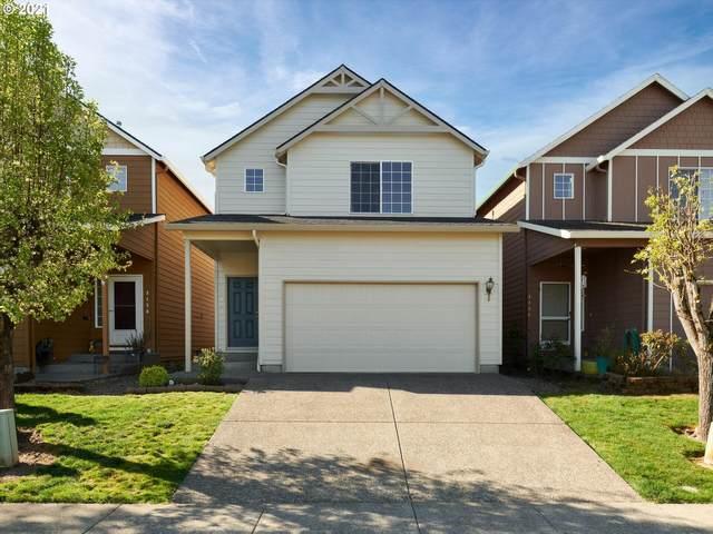 3144 SE Turner Creek Dr, Hillsboro, OR 97123 (MLS #21261621) :: Premiere Property Group LLC