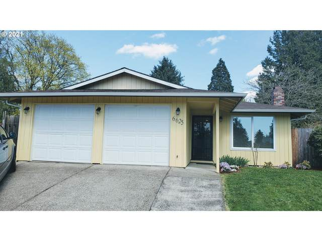 6625 SE Apple St, Milwaukie, OR 97222 (MLS #21261767) :: Next Home Realty Connection