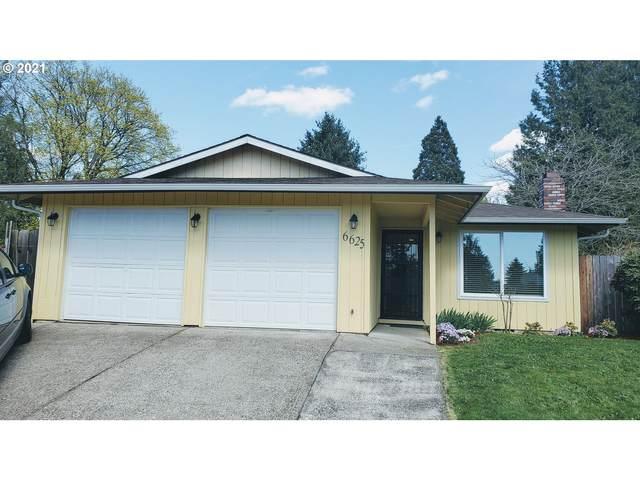 6625 SE Apple St, Milwaukie, OR 97222 (MLS #21261767) :: Premiere Property Group LLC