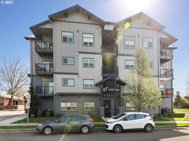 13905 SW Meridian St #209, Beaverton, OR 97005 (MLS #21261811) :: Next Home Realty Connection