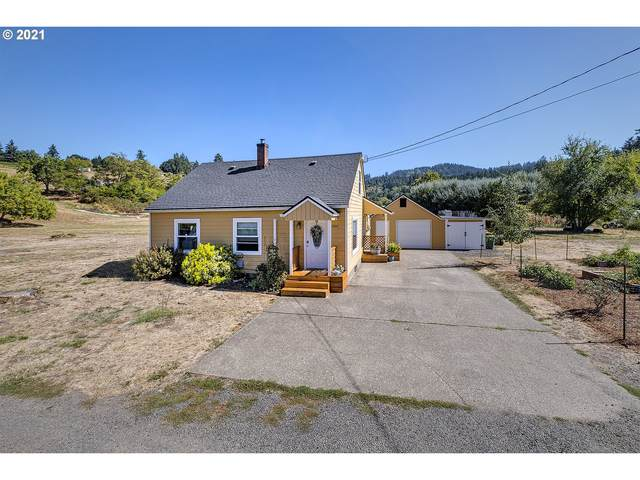 13400 SW 390TH Pl, Gaston, OR 97119 (MLS #21262139) :: Real Tour Property Group