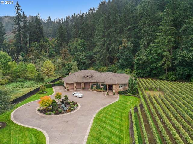 17200 S Clackamas River Dr, Oregon City, OR 97045 (MLS #21262241) :: Premiere Property Group LLC