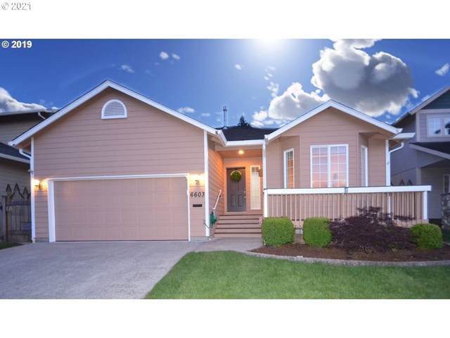 6603 NE 72ND Cir, Vancouver, WA 98661 (MLS #21262367) :: Real Estate by Wesley