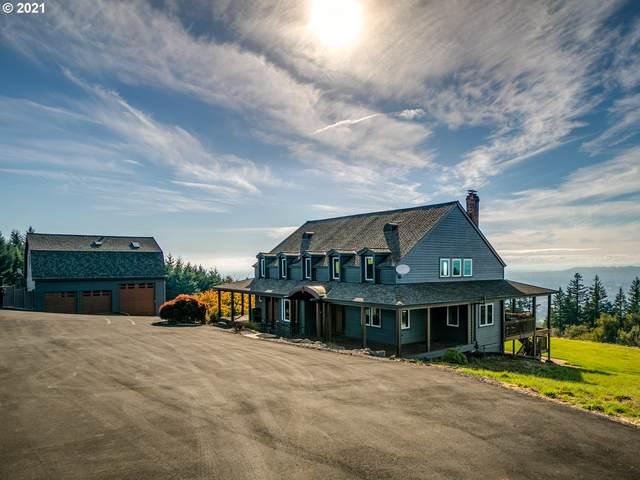 33580 NE Old Parrett Mountain Rd, Newberg, OR 97132 (MLS #21262557) :: Premiere Property Group LLC