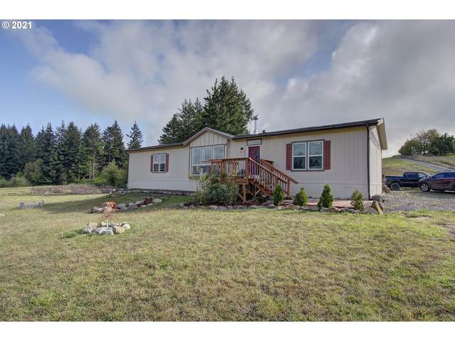 31555 Nims Way, Rainier, OR 97048 (MLS #21262656) :: Next Home Realty Connection