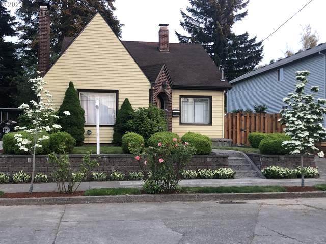1008 N Farragut St N N/A, Portland, OR 97217 (MLS #21262879) :: Premiere Property Group LLC