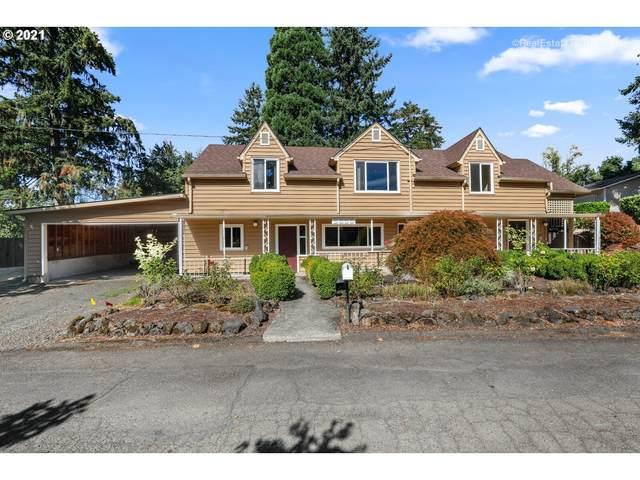 2529 SE Ada Ln, Milwaukie, OR 97267 (MLS #21262978) :: Fox Real Estate Group