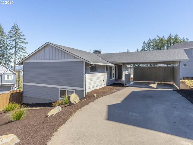 17617 SW Mildred Ln, Beaverton, OR 97007 (MLS #21263211) :: TK Real Estate Group