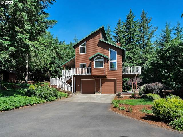 18903 S Norry Ct, Mulino, OR 97042 (MLS #21263442) :: Next Home Realty Connection