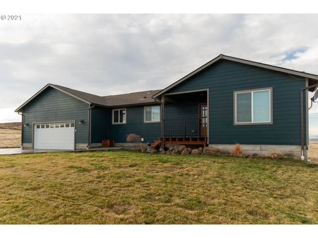 45 Peggy Ln, Goldendale, WA 98620 (MLS #21263528) :: Cano Real Estate