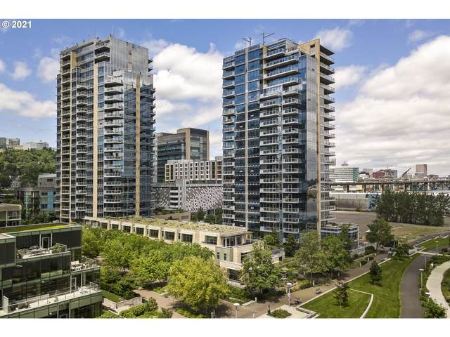 3570 S River Pkwy #2207, Portland, OR 97239 (MLS #21263627) :: McKillion Real Estate Group