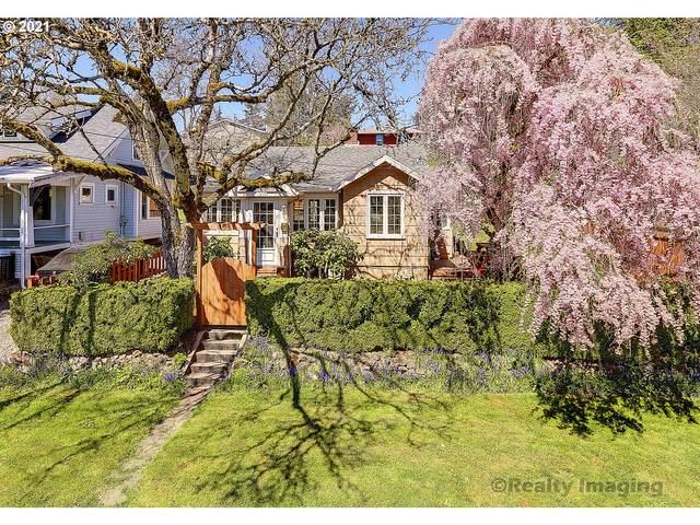 1207 SW Spring Garden St, Portland, OR 97219 (MLS #21263686) :: Beach Loop Realty
