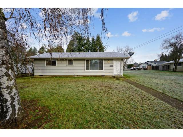 210 Cherry St, Dallas, OR 97338 (MLS #21263878) :: Coho Realty