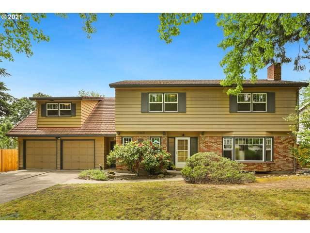 11660 SW Terra Linda St, Beaverton, OR 97005 (MLS #21264086) :: Fox Real Estate Group