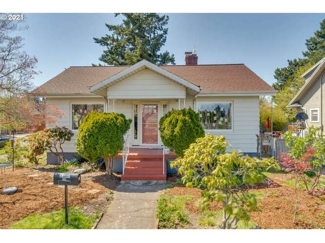 305 NE 80TH Ave, Portland, OR 97213 (MLS #21264437) :: McKillion Real Estate Group