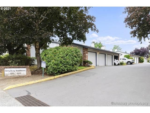 11965 SE Holgate Blvd, Portland, OR 97266 (MLS #21264472) :: Beach Loop Realty