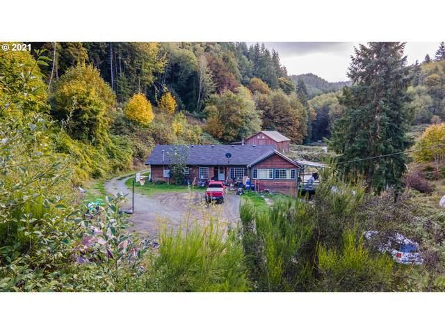 54239 Mariah Rd, Myrtle Point, OR 97458 (MLS #21264533) :: Real Estate by Wesley