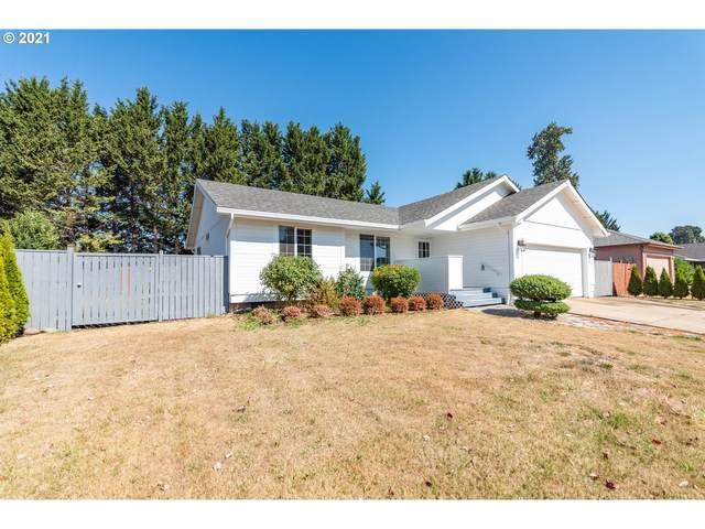 4488 Glacier St, Springfield, OR 97478 (MLS #21264641) :: Lux Properties