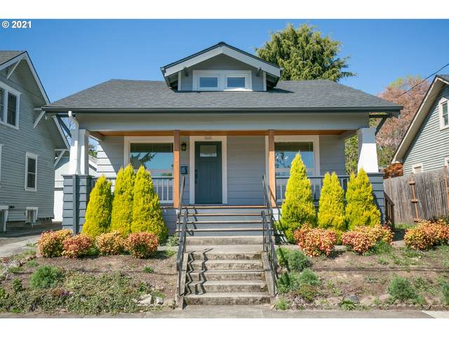 3645 SE Center St, Portland, OR 97202 (MLS #21264741) :: RE/MAX Integrity