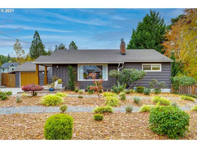 3510 SW 86TH Ave, Portland, OR 97225 (MLS #21264751) :: Townsend Jarvis Group Real Estate