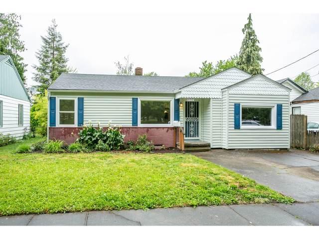 9115 SE Taylor St, Portland, OR 97216 (MLS #21264759) :: Gustavo Group
