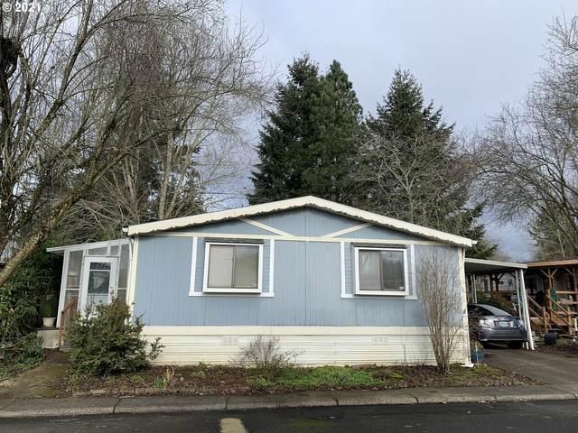 10660 SW Wilsonville Rd #48, Wilsonville, OR 97070 (MLS #21264787) :: Fox Real Estate Group