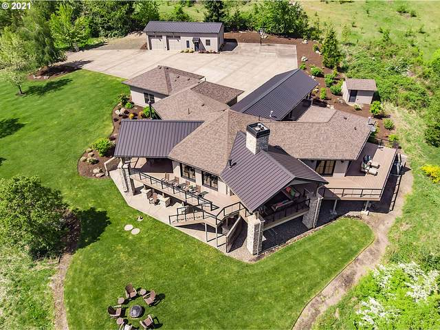 21091 SW Rock Creek Rd, Sheridan, OR 97378 (MLS #21264918) :: Townsend Jarvis Group Real Estate