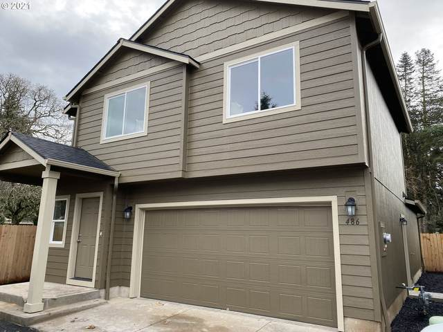 486 Bushnell Ln, Eugene, OR 97404 (MLS #21265079) :: Beach Loop Realty