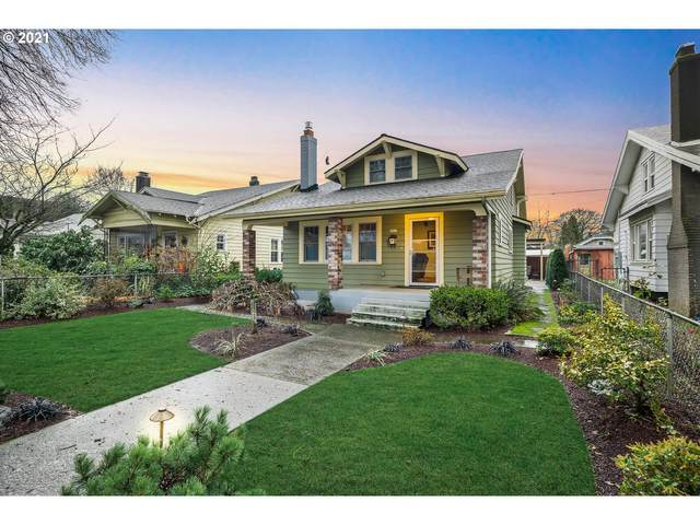 2411 SE Elliott Ave, Portland, OR 97214 (MLS #21265186) :: Next Home Realty Connection