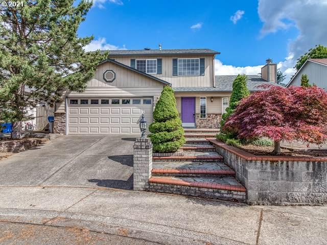 13404 NE 93RD Cir, Vancouver, WA 98682 (MLS #21265295) :: Fox Real Estate Group