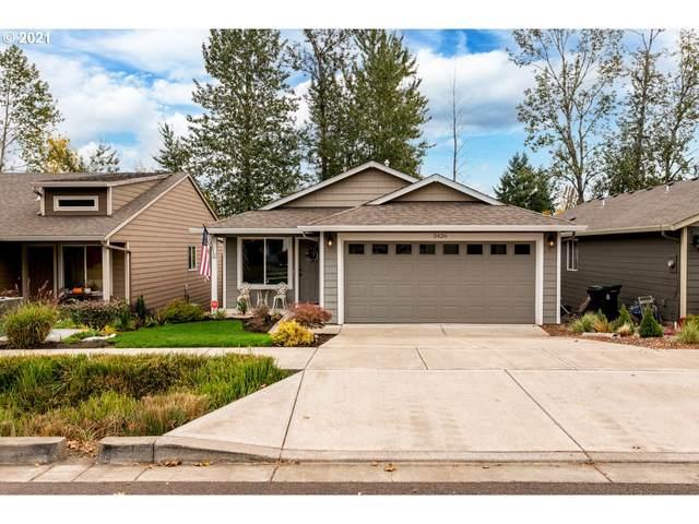 3426 Edward Dr, Salem, OR 97302 (MLS #21265348) :: Brantley Christianson Real Estate