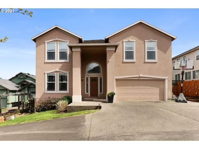 3711 NE 178TH Ct, Vancouver, WA 98682 (MLS #21265380) :: Brantley Christianson Real Estate