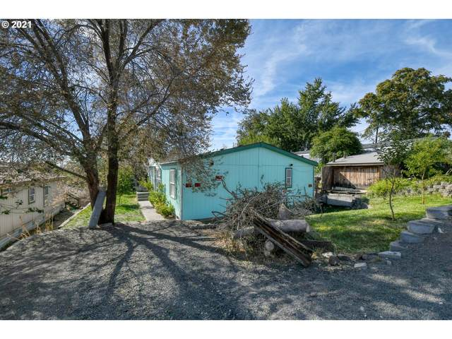 809 SW 12TH St, Pendleton, OR 97801 (MLS #21265456) :: Fox Real Estate Group