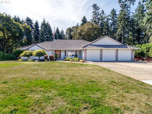3921 NW 112TH Way, Vancouver, WA 98685 (MLS #21265603) :: Fox Real Estate Group