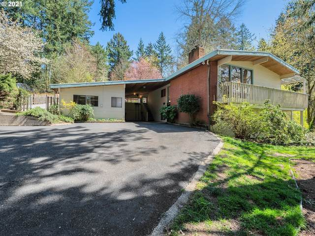 10430 SW 55TH Ave, Portland, OR 97219 (MLS #21265840) :: Next Home Realty Connection
